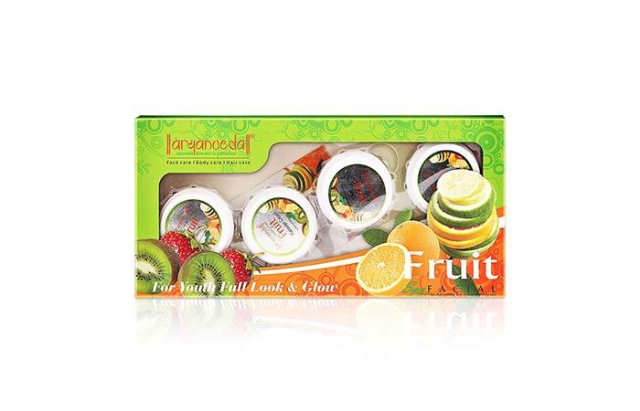Aryanveda Fruit Facial