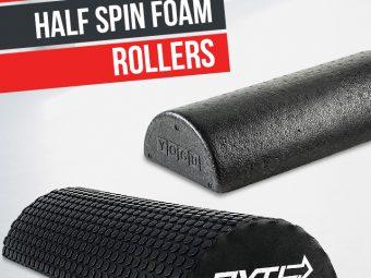 7 Best Half Spin Foam Rollers