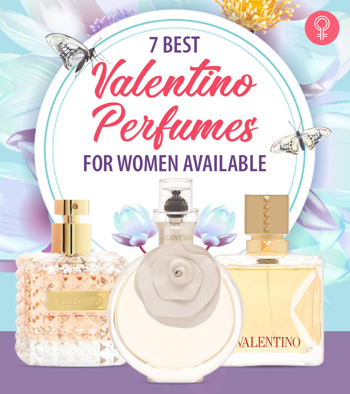 7 Best Valentino Perfumes For Women Available In 2021