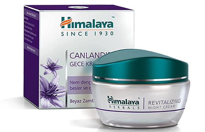 Himalaya Revitalizing Night Cream
