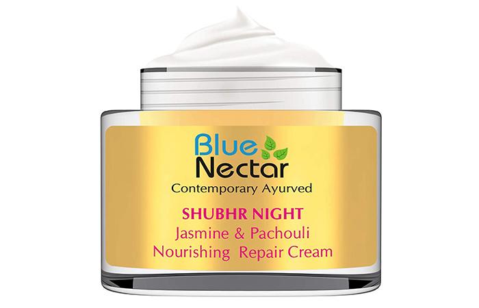 Blue Nectar Shubhr Jasmine & Patchouli Nourishing Repair Cream