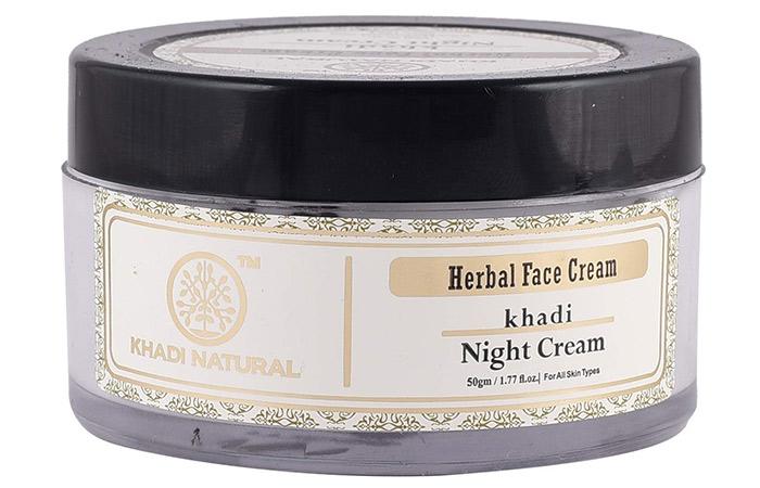 Khadi Natural Night Cream