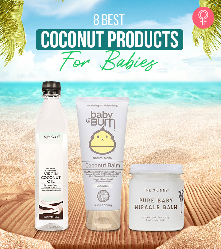 8 Best Coconut Products For Babies