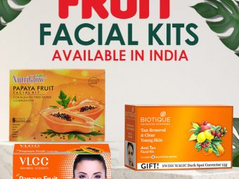 8 Best Fruit Facial Kits Available In India