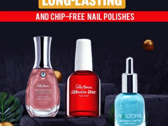 8 Best Long-Lasting And Chip-Free Nail Polishes