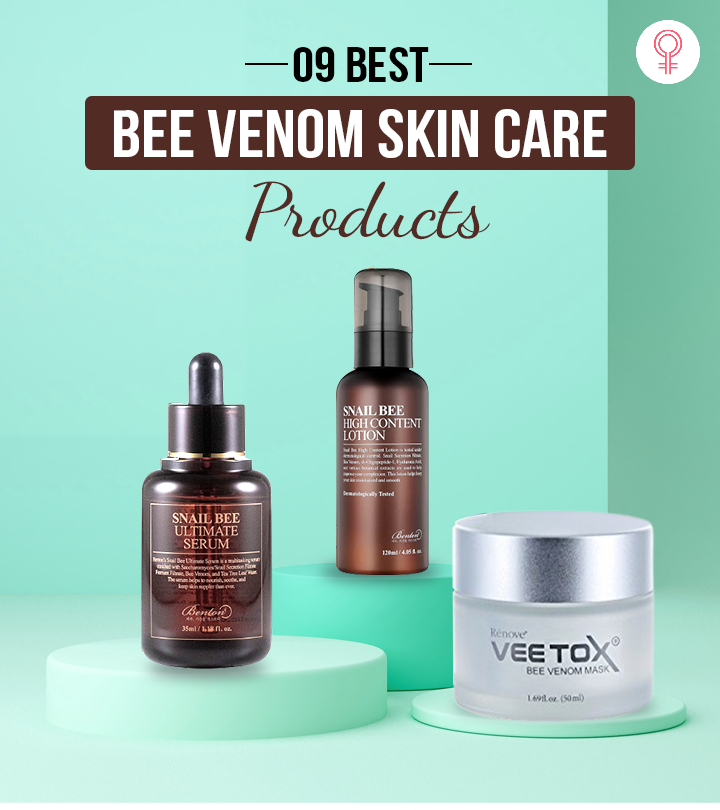 9 Best Bee Venom Skin Care Products Of 2021