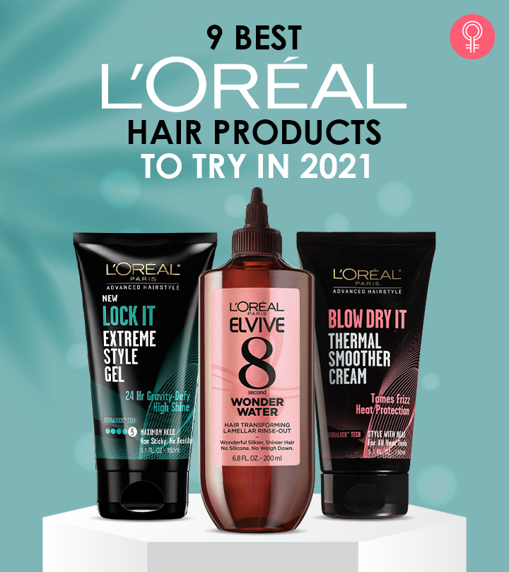 9 Best L'Oréal Hair Products To Try In 2021