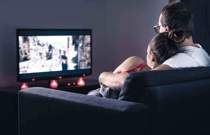 Arrange A Movie Night