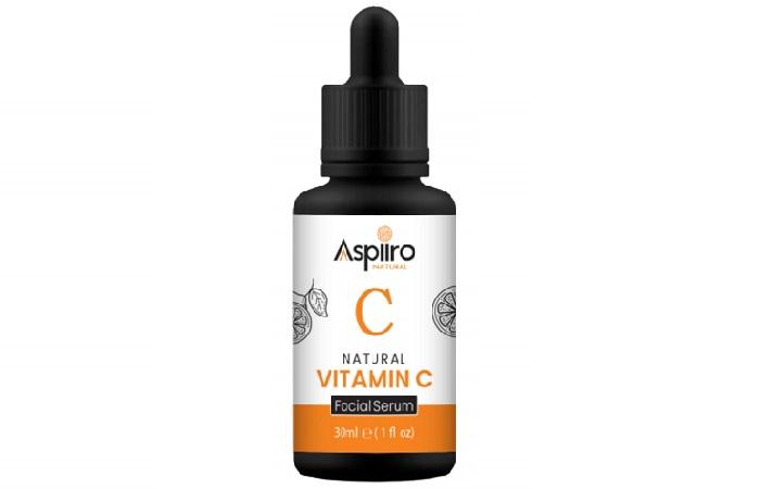 Aspiiro Natural Vitamin C Serum
