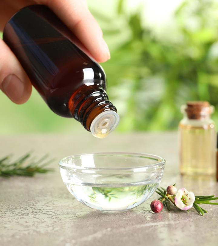 त्वचा के लिए टी ट्री ऑयल के फायदे – Benefits Of Tea Tree Oil for Skin in Hindi