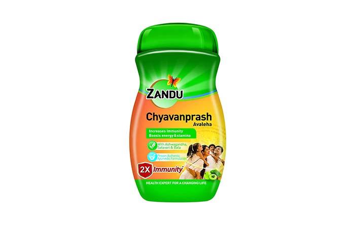 Best Antioxidant-Rich FormulaZandu Chyavanprash Avaleha