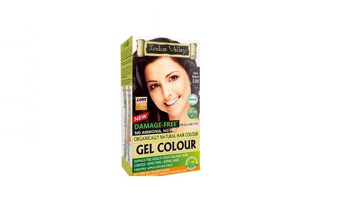 Best Damage Reversing Formula Indus Valley Damage-Free Gel Color