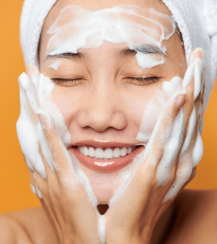 10 Best Drugstore Face Washes For Acne That Keep Breakouts At Bay