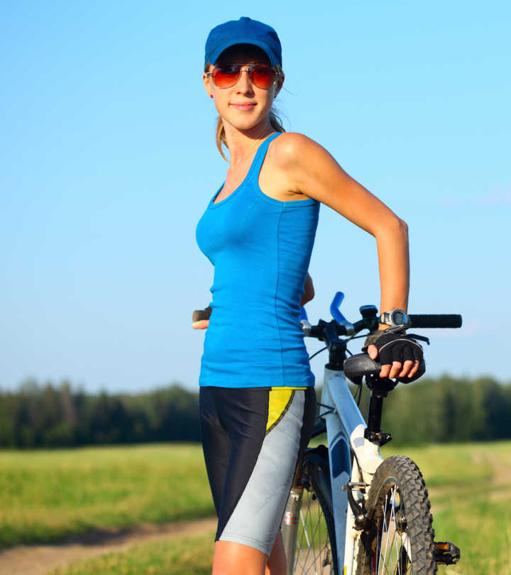 15 Best Biker Shorts For Women In 2021 That Are Comfy And Stylish