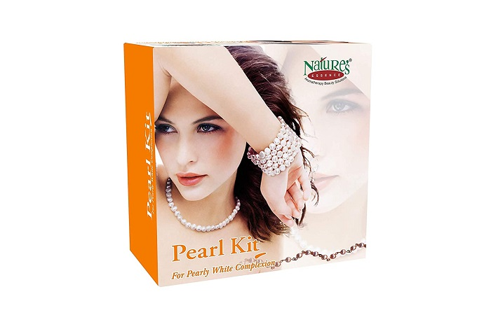 Best For A Natural Glow Nature's Essence Pearl Kit
