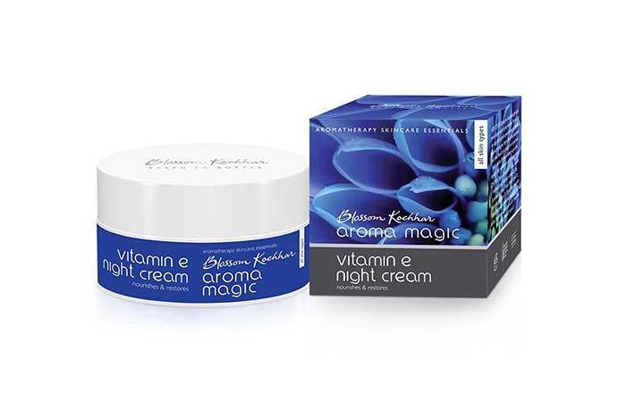 Best For Blemishes Aroma Magic Vitamin E Night Cream