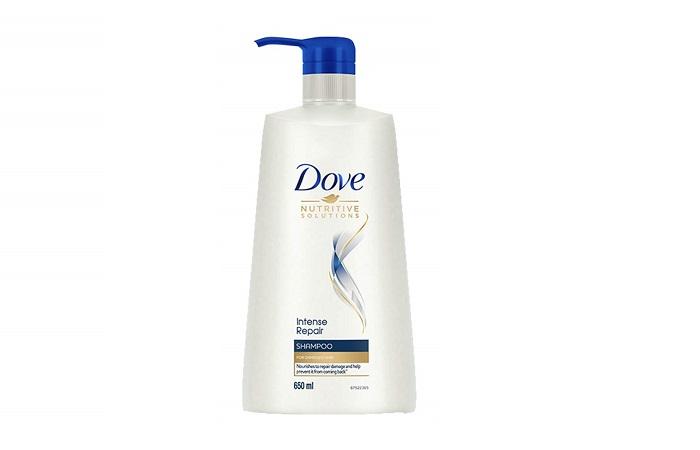 Best For Deep Nourishment Dove Intense Repair Shampoo