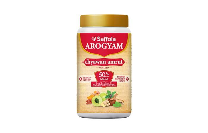 Best For Respiratory Health Saffola Arogyam Chyawanamrut