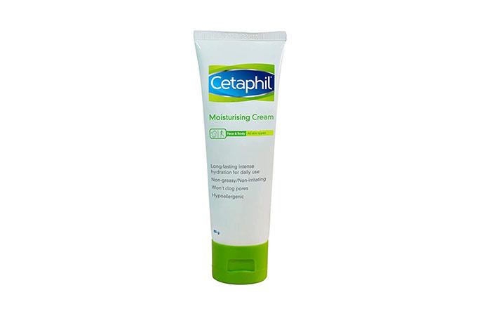 Best Fragrance-Free Cream Cetaphil Moisturising Cream