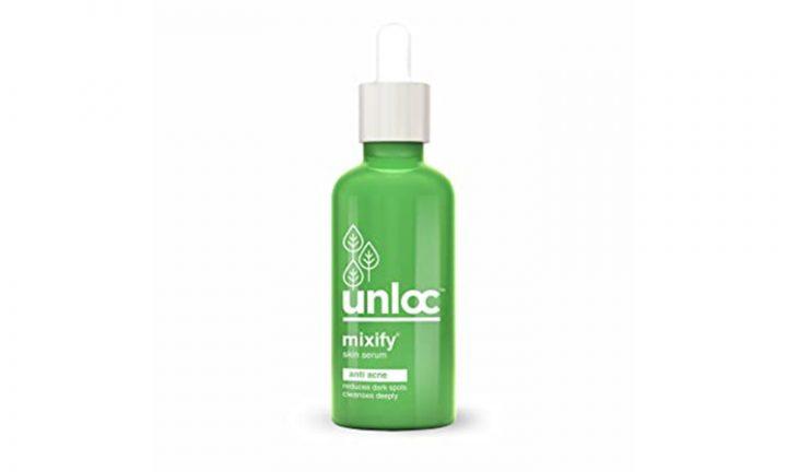 Best Gentle Formula Mixify Unloc Skin Serum