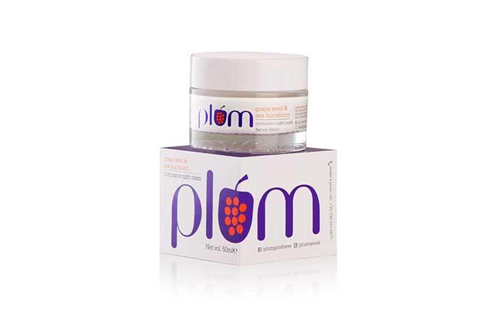 Best Healing Formula Plum Grape Seed & Sea Buckthorn Nurturance Night Cream