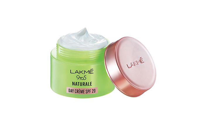 Best Hydrating Cream Lakme 9 to 5 Naturale Day Crème