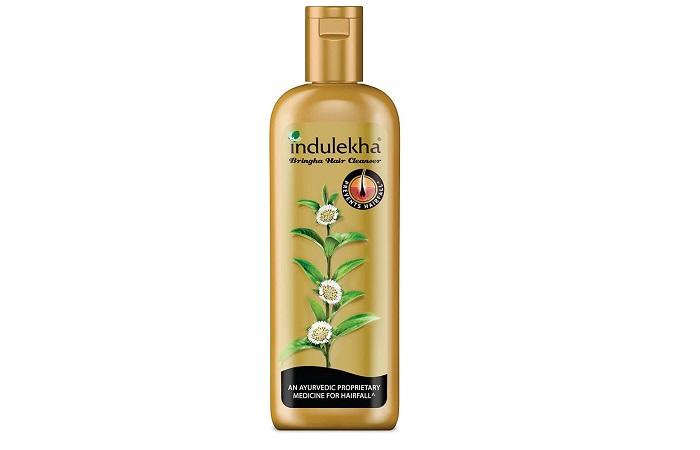 Best Powerful Herbal Formula Indulekha Bringha Hair Cleanser
