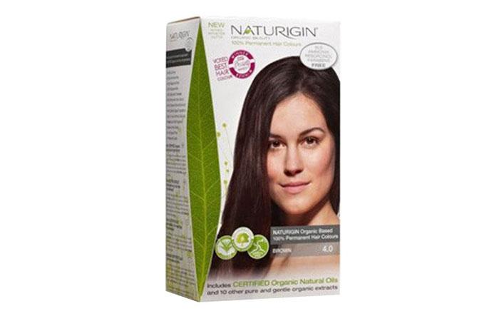 Best Shade Range Naturigin Hair Color