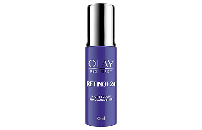 Best Skin Renewing And Hydrating Formula Olay Retinol 24 Night Serum