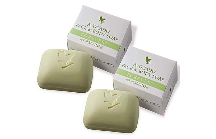 Best Vegan Formula Forever Living Avocado Face & Body Soap