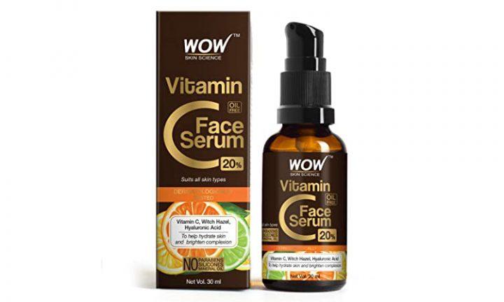 Best Vitamin C Formula Wow Skin Science Vitamin C Face Serum