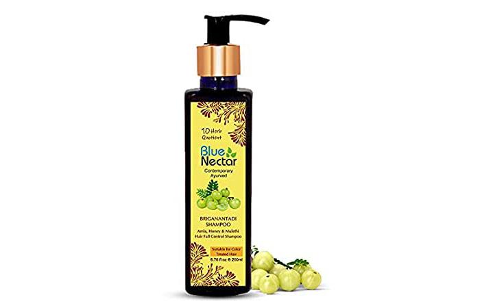Blue Nectar Hair Fall Control Shampoo