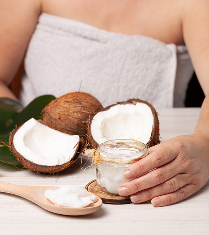 Can You Use Coconut Oil On Acne-Prone Skin? Here's The Truth