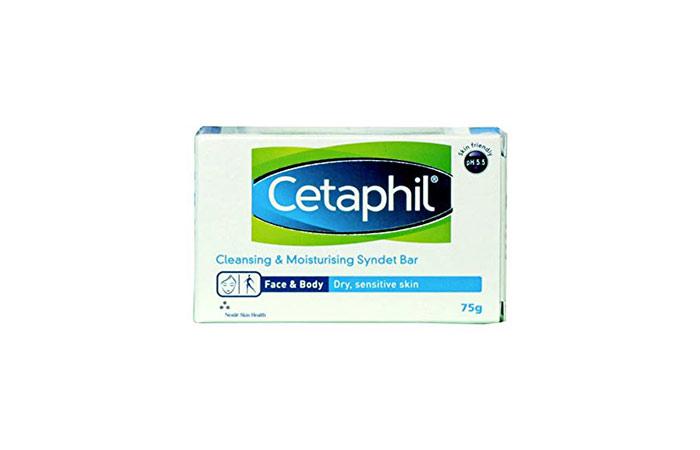Cetaphil Cleansing & Moisturising Syndet Bar