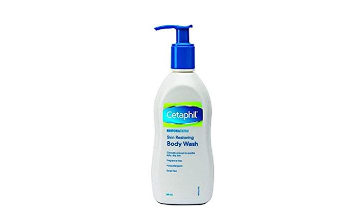 Cetaphil Restoradem Skin Restoring Body Wash