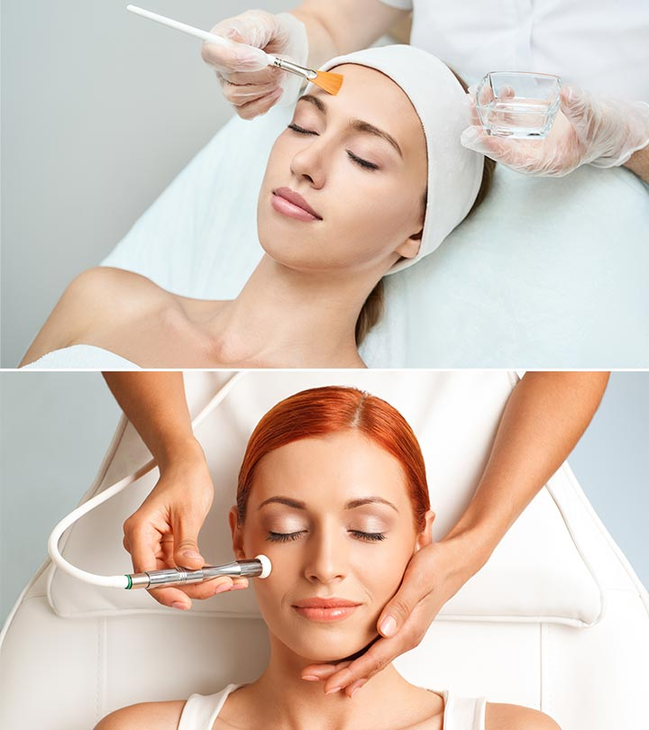 Chemical Peel Or Microdermabrasion: Which Is Better For You?