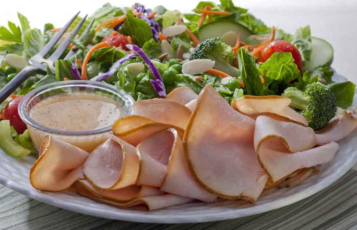 Creamy Turkey Salad