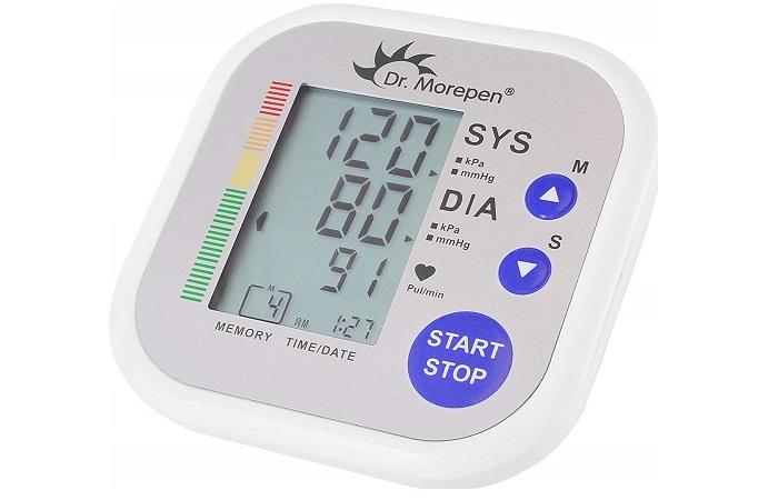 Dr. Morepen Blood Pressure Monitor - Bp02