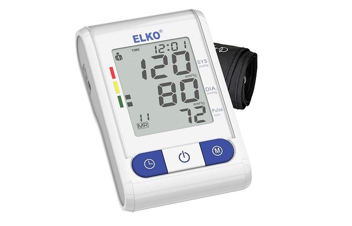 ELKO EL–510 Digital Blood Pressure Monitor