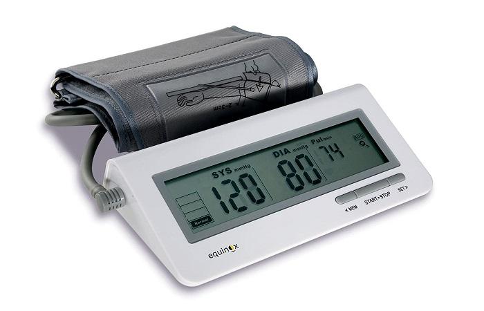 Equinox Digital Blood Pressure Monitor—EQ-BP-101