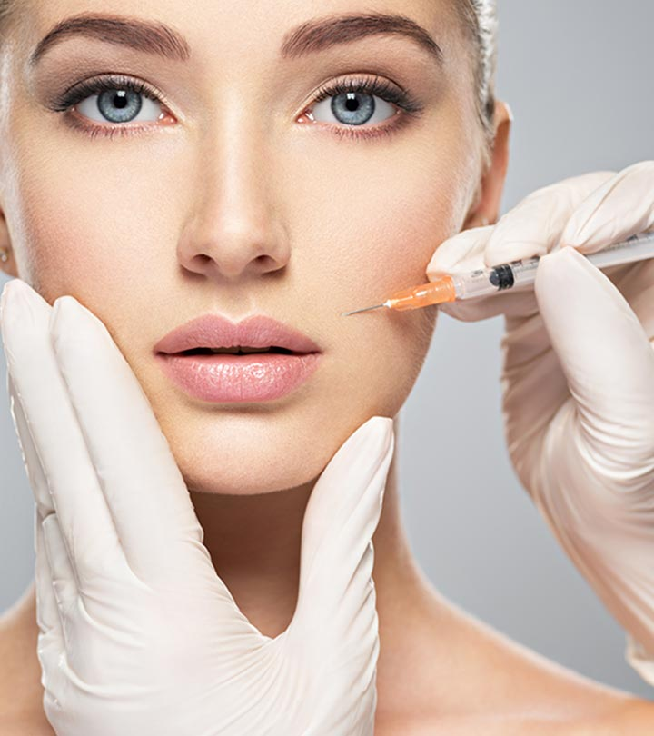 Everything You Need To Know About Botox And Fillers
