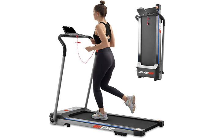 FYC Folding Electric Treadmill