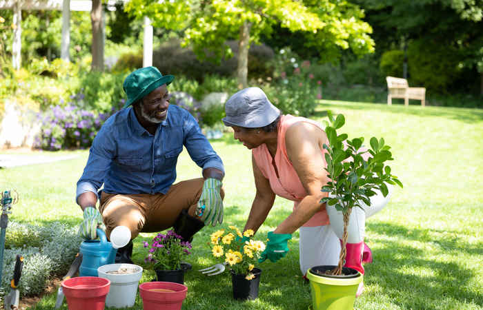 Garden Together