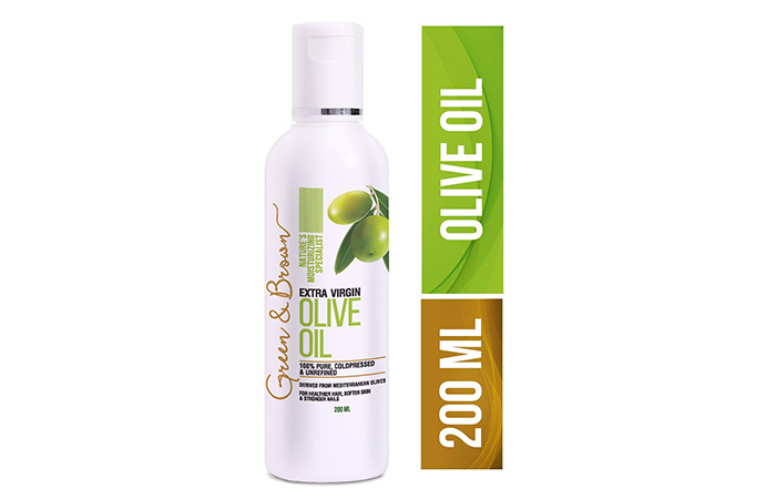 Green & Brown Extra Virgin Olive Oil