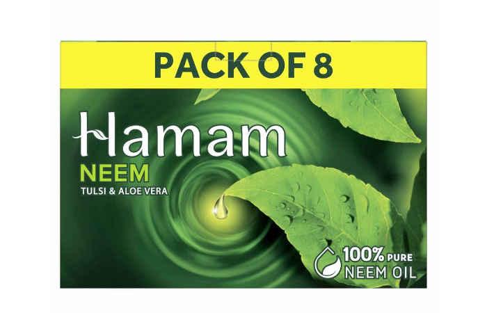 Hamam Neem Tulsi & Aloe Vera Soap