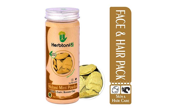 HerbtoniQ Multani Mitti Powder