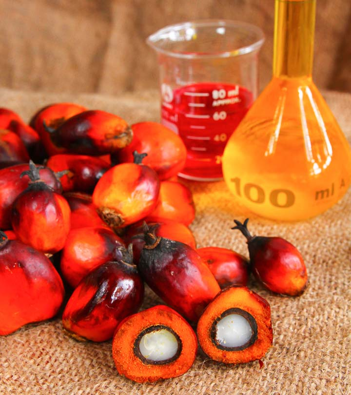 How To Use Red Palm Oil For Your Hair