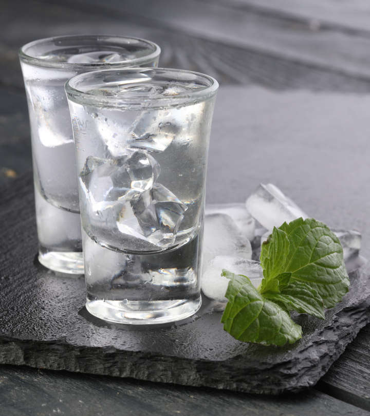 Is Drinking Vodka Actually Good For You?