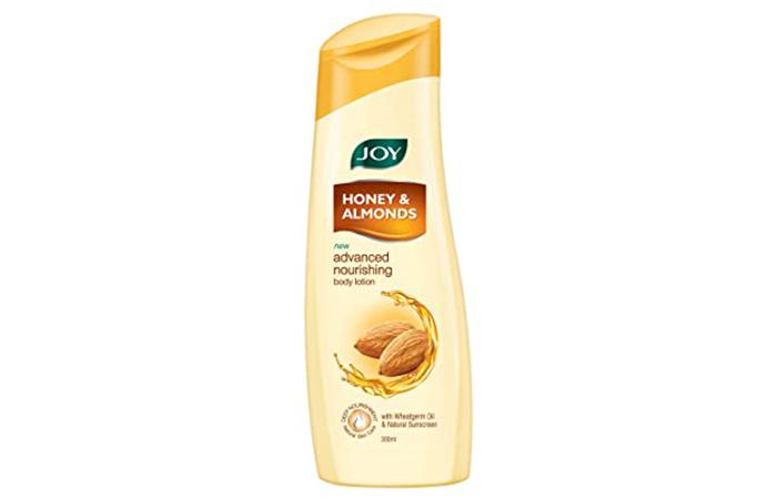 Joy Honey & Almonds New Advanced Nourishing Body Lotion