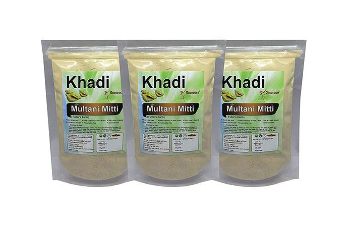 Khadi Omorose Multani Mitti